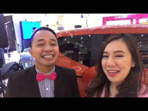 Grand Lucky Draw at Cibinong City Mall  (with Anastasya Panggabean )