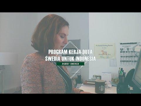 Mengintip Program dan Mimpi Duta Besar Swedia untuk Indonesia