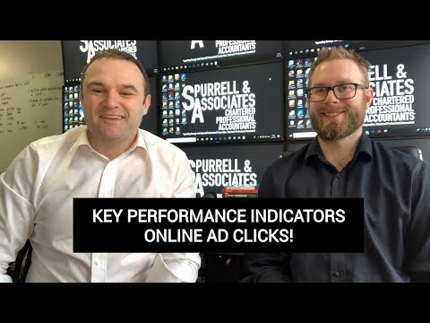 Key Performance Indicators Online Ad Clicks