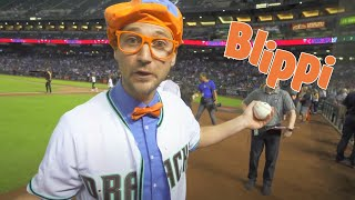 Blippi Learns About Sports and Outdoor Activities and More | Educational Videos For Kids