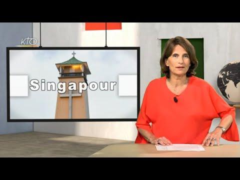 Singapour: à la découverte des catholiques