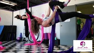 Is aerial silks a workout?