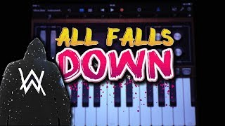 Alan Walker   All Falls Down Ft. Noah Cyrus With Digital Farm Animals (GARAGEBAND TUTORIAL)