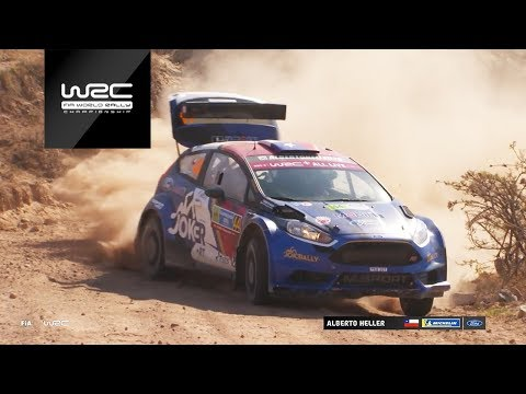 WRC 2 - Rally Guanajuato México 2019: Highlights FRIDAY