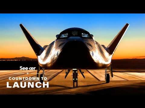 Meet Dream Chaser The Next-Generation Space Plane Countdown to Launch