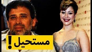 بعد قضية منى فاروق وشيما | هل تورطت منه شلبي أيضاً مع خالد يوسف؟