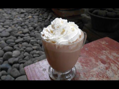 Video How To Make NUTELLA Milkshake