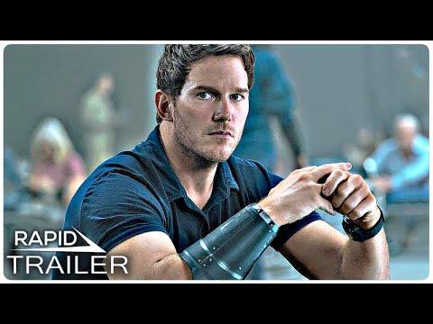 The Tomorrow War Teaser Trailer Starring Chris Pratt