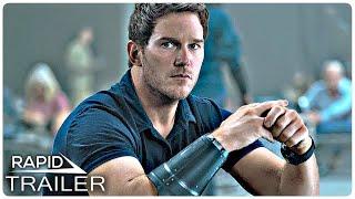 THE TOMORROW WAR Trailer Teaser (2021) Chris Pratt, Sci-Fi Movie HD