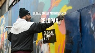 Global Street Art Walls Project: Celopax