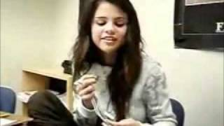 Selena Gomez Singing Rock Star By Hannah Montana