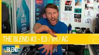 Ubisoft E3 2016 - UbiGabe Chat & E3 Livestream Plans - The Blend #3 by Ubisoft