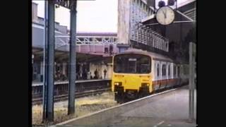 preview picture of video 'Trains In The 1990's   Chester Summer 1994'