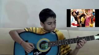 Hum Jo Chalne Lage Guitar - Instrumental - Jab   - YouTube