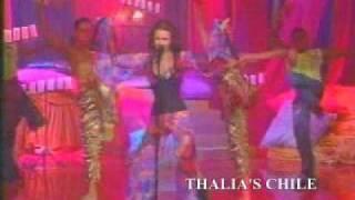 THALIA - REENCARNACION (LIVE)