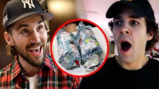 HE COULDN'T BELIEVE THIS BIRTHDAY GIFT!!