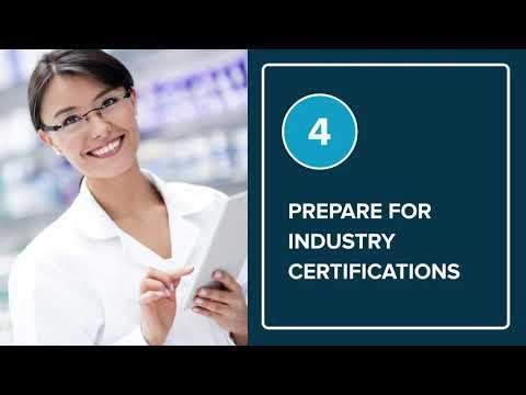 Pharmacy Technician Training Online   Penn Foster - YouTube