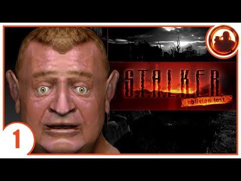 ЖАБА. S.T.A.L.K.E.R. Oblivion Lost Remake #1