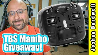 Hottest new products in FPV July 2021 (TBS Mambo Giveaway)