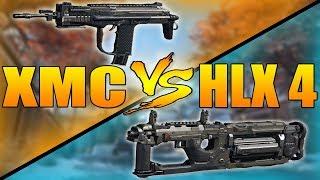 XMC VS HLX 4 (Call of Duty Black Ops 3 SMG Versus)