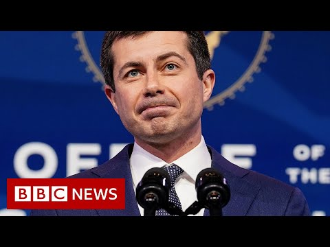 Pete Buttigieg: 'Eyes of history' on LGBT appointment to Biden cabinet – BBC News
