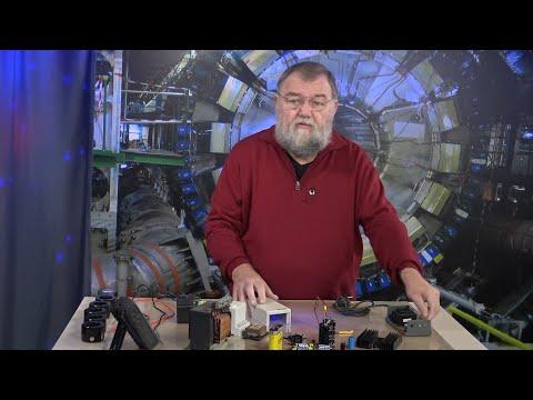 Verschiedene Labornetzgeräte und ihre Funktionen - Wolfgang Rudolph   #pceinstruments