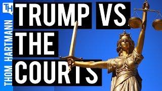 Ralph Nader Worries Courts Won't Stop Trump