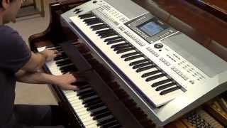 Kiesza   Hideaway   Piano & Keyboard Synth Cover By LIVE DJ FLO