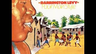 Barrington Levy-Poor Man Style