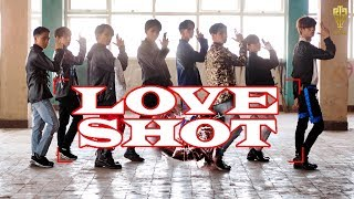 EXO 엑소 - LOVE SHOT DANCE COVER BY INVASION BOYS