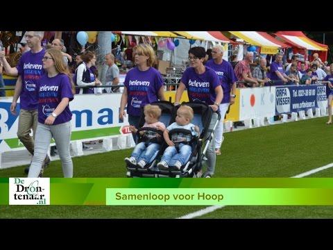 VIDEO | Samenloop voor Hoop rekent op Meerpaalplein met 31 teams op recordopbrengst