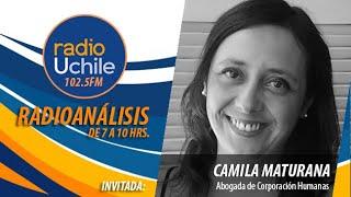 Camila Maturana se refiere al proyecto de despenalización del aborto