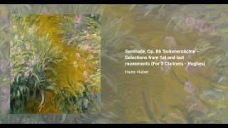 Serenade, Op. 86 'Sommernächte'
