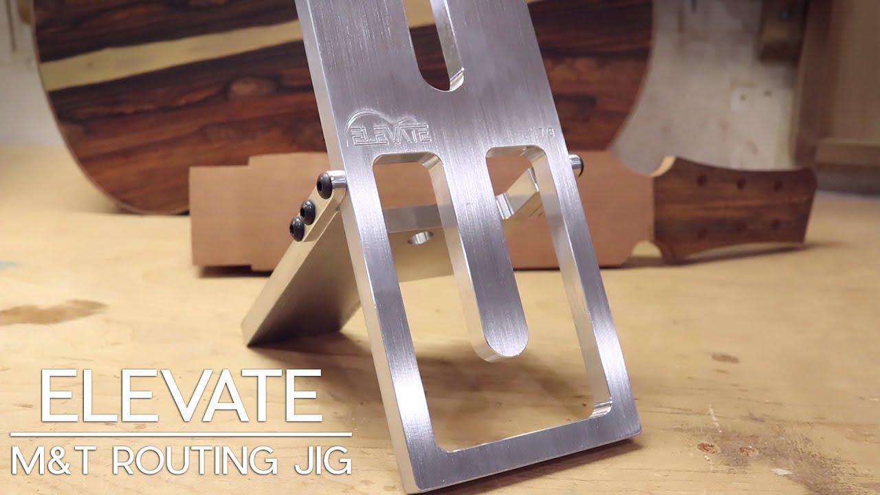 Using Your M&T Routing Jig