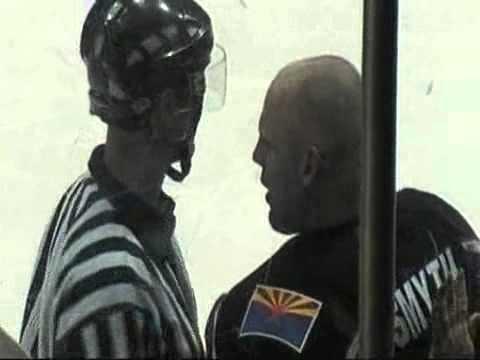 Adam Smyth vs. Hans Benson