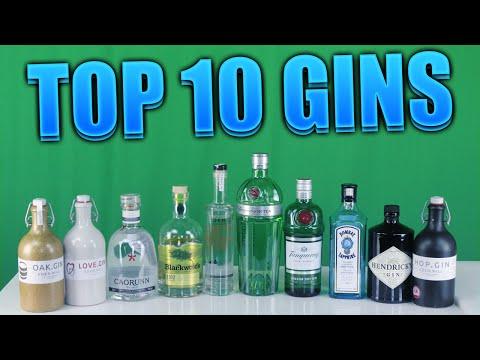 Top Ten Gins! | ThePrenti