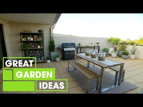Balcony Gardens for Renters | Gardening | Great Home Ideas