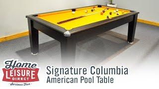 Designer Billiards Spartan Rollover Home Leisure Direct