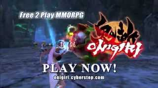 "MMORPG ""Onigiri"" English Trailer 15sec"