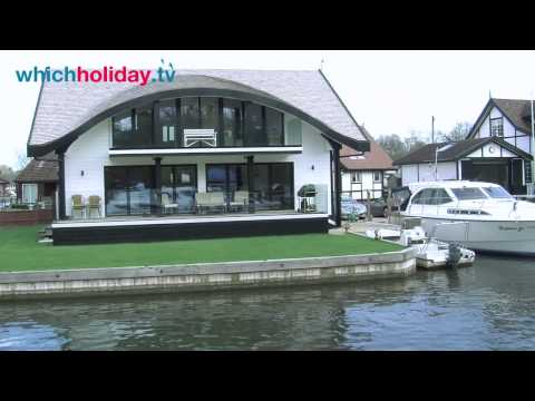 Norfolk Broads Direct On The Water