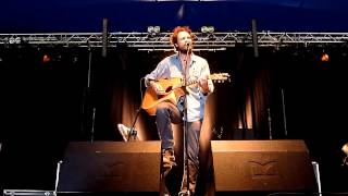 Father John Misty (J Tillman) - Now im learning to love the war - No Direction Home festival 2012