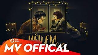 Yêu Em Dại Khờ (No Rap) - Lou Hoàng | Tấn Thọ Cover Cực Hay