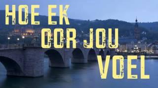 Dewald Wasserfall   Ek En Jy Liriekvideo