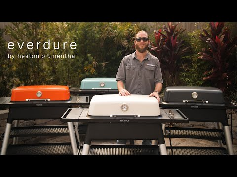 Everdure Furnace Gas Grill Overview