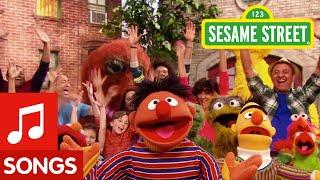 Sesame Street: Ernie Change The Plan Song