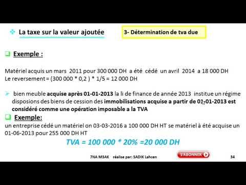 Download #EP 5 fiscalisé: la taxe sur la valeur ajoutée| 4/4 Mp4 HD Video and MP3