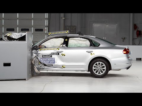 Volkswagen Passat 2016 obtiene el Top Safety Pick+ del IIHS