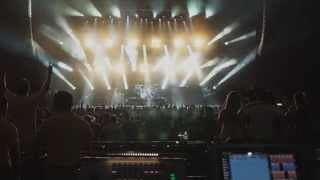 311 Unity Tour 2013 Lighting