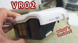 BETAFPV VR02 FPV Goggle Review ????