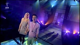 Markéta Konvičková a Jan Bendig - A pohádky je konec - Hvězdy nad Zlínem 2010